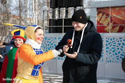 масленица 2020 нижневартовск tochka.news